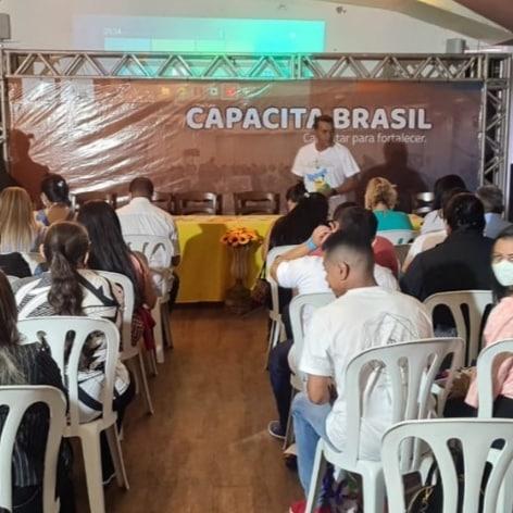 CONSELHO TUTELAR PARTICIPA DE CAPACITAÇÃO EM LUCENA