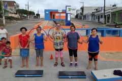 Academia da Saúde de Umbuzeiro oferece atividades físicas
