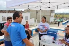 Vacinação contra a gripe mobiliza município de Umbuzeiro neste sábado
