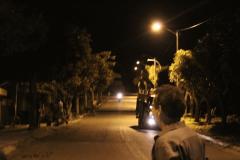 Rua Benjamin Constant ganha nova iluminação