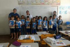 SECRETARIA DE EDUCAÇÃO DE UMBUZEIRO INICIA ENTREGA DO KIT ESCOLAR