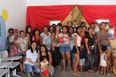 Escola Municipal Carlos Pessoa realiza festa em homenagem às Mães