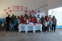 SCFV de Boa Vista realiza festa para as Mães
