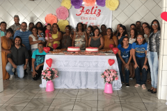 Secretaria de Assistência Social promove festa para as Mães da sede