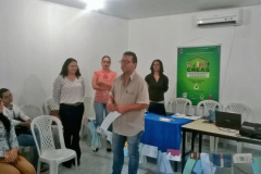 CREAS regional realiza encontro em Umbuzeiro