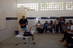 Coordenadoria da juventude do município de Umbuzeiro recebe equipe da secretaria de juventude do estado da Paraíba