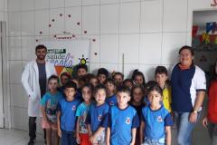 Secretaria de saúde de Umbuzeiro realiza Antropometria na escolas do município