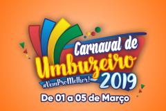 CARNAVAL DE UMBUZEIRO 2019! #VemProMelhor