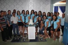 Escolas da região de Mata Virgem fazem homenagem as mães