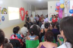 UBS de Picadas realiza comemoração em homenagem as mães