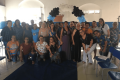 Assistência Social de Umbuzeiro realiza o I Miss Melhor Idade 2019
