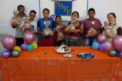 CRAS realiza comemoração do dia das crianças com o NAPE