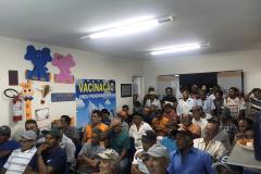 UBS Dorothy Soares realiza Novembro Azul