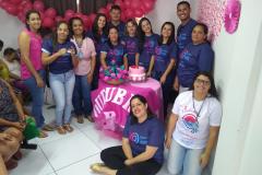 Outubro rosa da UBS Dorothy Soares