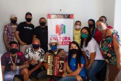 SECRETARIA DE CULTURA REALIZA PROJETO COM MÚSICOS E ARTESÃOS UMBUZEIRENSES