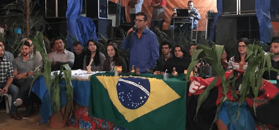 Comunidade do Alecrim encerra comemorações juninas de Umbuzeiro